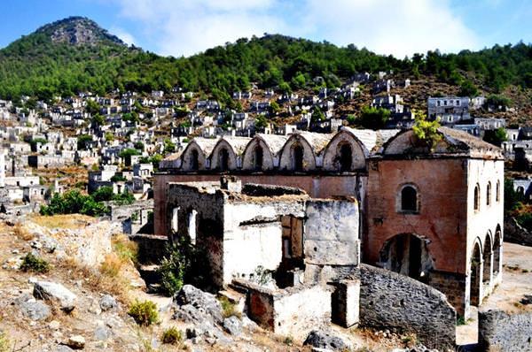 Город Каякёй, Турция