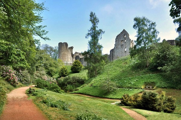 Замок Килдрамми, Шотландия