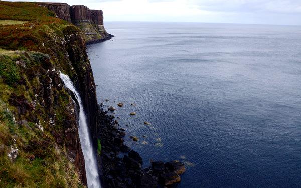 Водопад Килт Фоллс, Шотландия