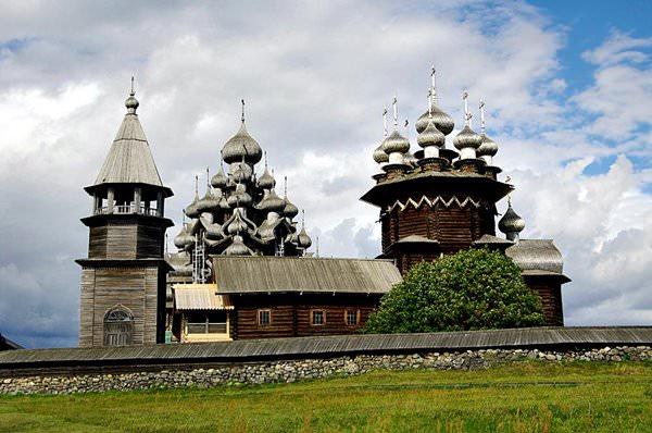 Kizhi Pogost, Russia