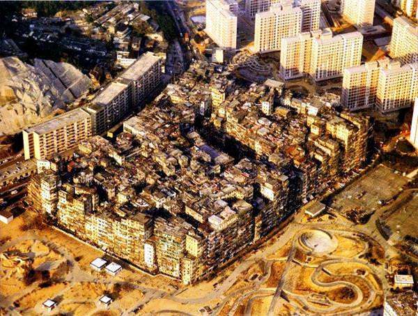 Город-крепость Коулун, Китай