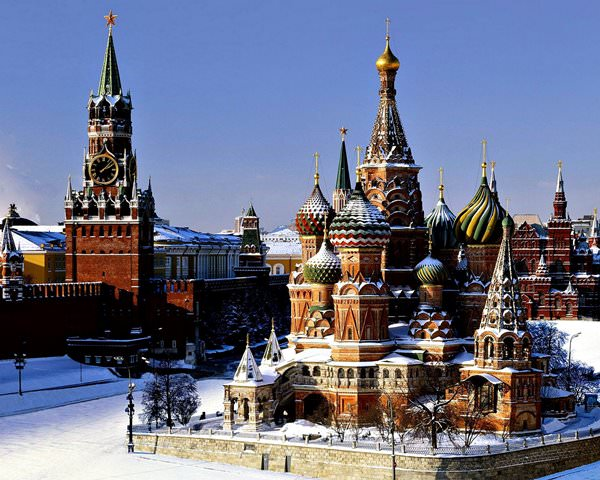 Kremlin and Red Square, Russia