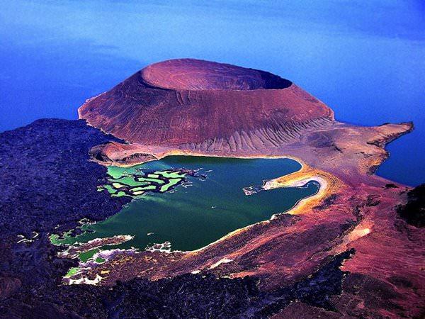 Turkana-See, Kenya