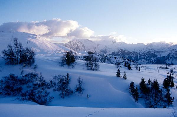 L'Alpe d'Huez, France