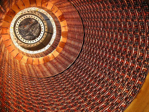 Большой адронный коллайдер ЦЕРН, Франция