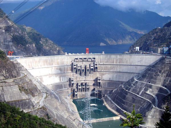 Laxiwa Dam, China