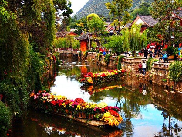 Lijiang Altstadt, China