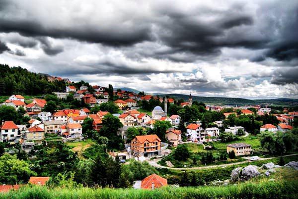 Livno-Stadt, Bosnien und Herzegowina
