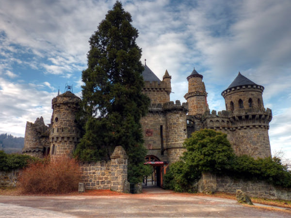 Castillo de Lowenburg, Alemania