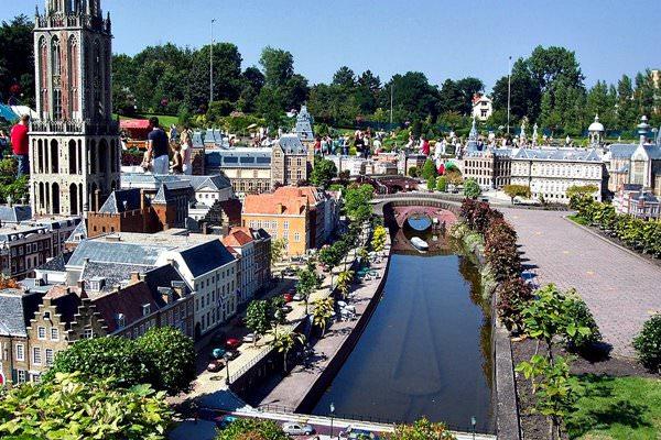 Madurodam, Hollanda