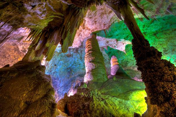 Mammuthöhle, Vereinigte Staaten