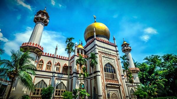 Мечеть Султана Хуссейна, Сингапур