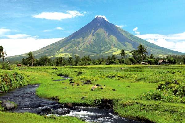 Mayon, Filipinas