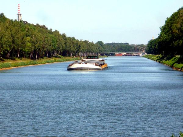 Среднегерманский канал, Германия