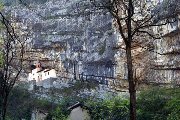 Monastero di San Colombano, Italy