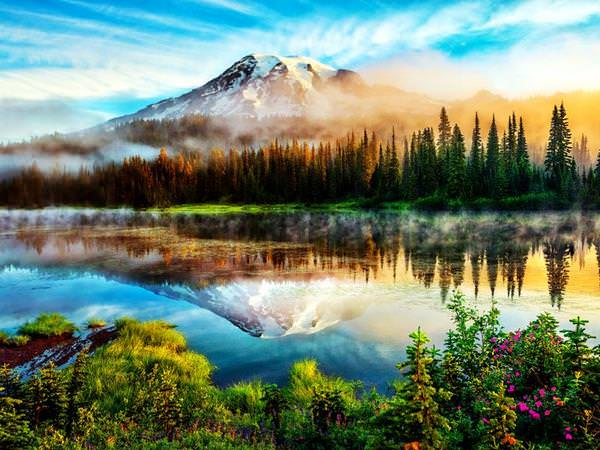Mount Washington, Vereinigte Staaten