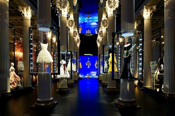 Christian Dior Museum, Frankreich