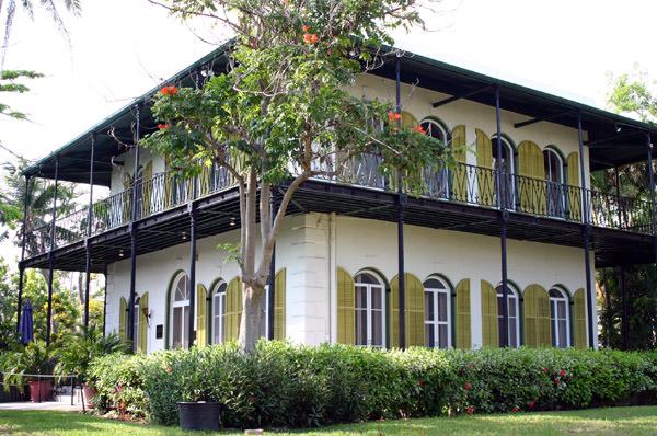 Museo Casa Ernest Hemingway, Vereinigte Staaten