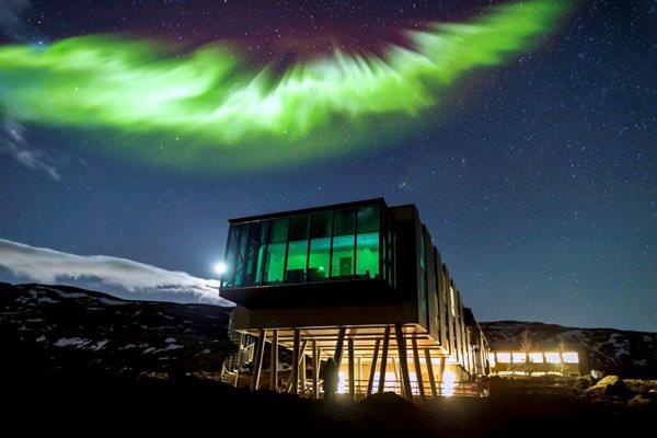 Bar Northern Lights, Islandia