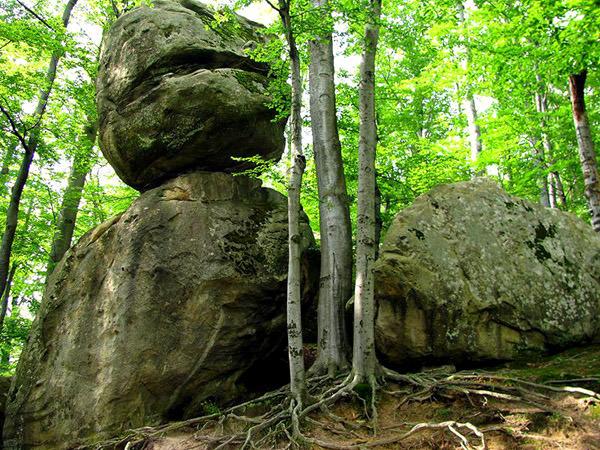 La Cueva Optymistychna, Ucrania