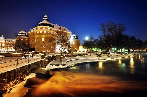 Örebro Schloss, Schweden