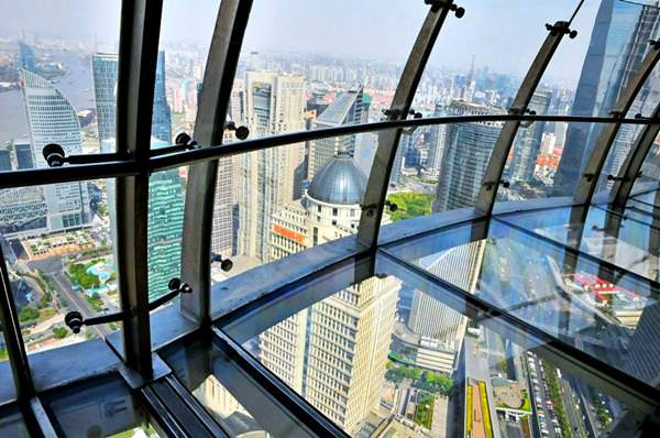 Смотровая площадка «Жемчужина Востока», Китай