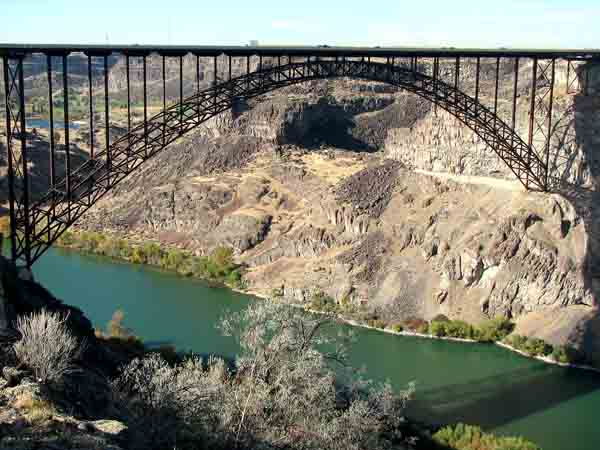 Perrine Bridge, USA