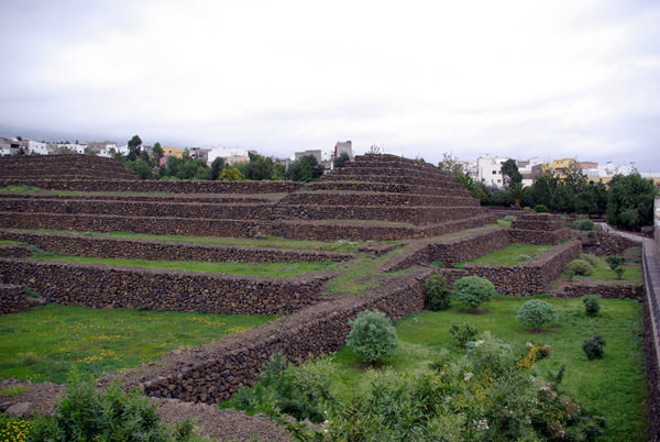Piramides de Guimar, Spain