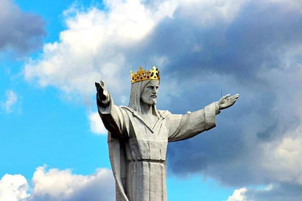 Christus der König, Polen