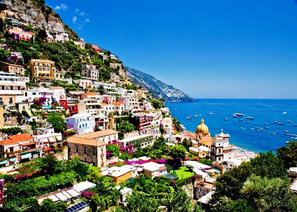 Positano Village, Italien