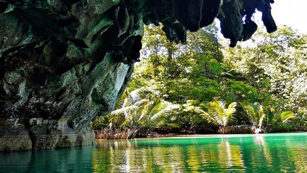 Puerto-Princesa-Subterranean-River, Philippinen