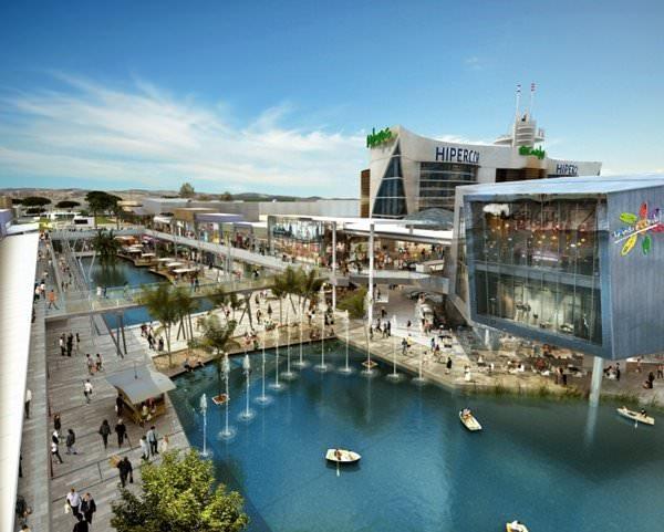 Торговый центр Puerto Venecia, Испания