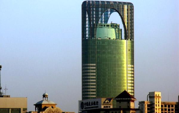 Отель Pullman Shanghai Skyway, China