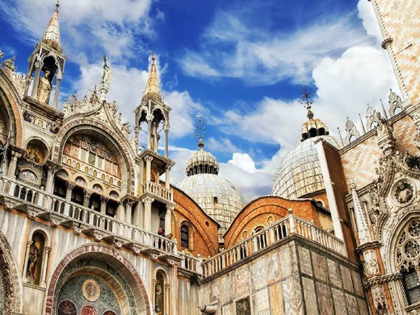 Базилика Святого Марка, Италия