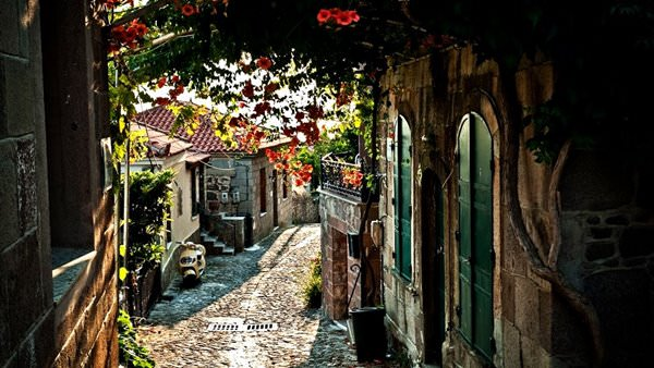 Saint Theoktisti Street, Greece