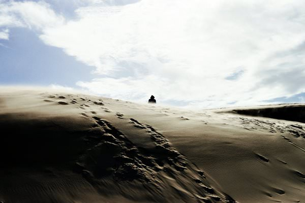 Sanddünen von Skagen, Dänemark