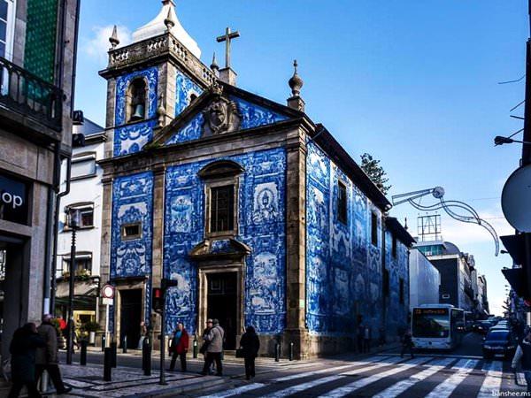 Santa Catarina Street, Portugal