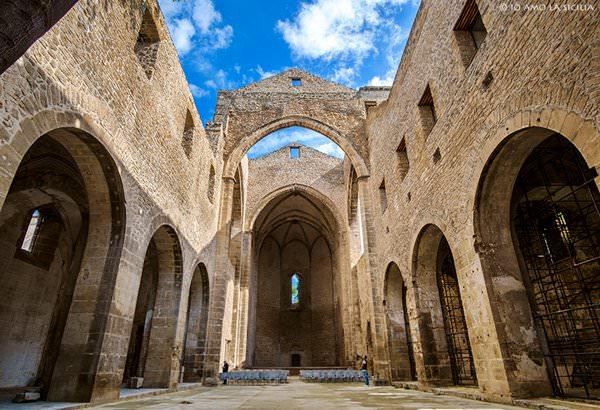 Церковь Санта-Мария-делло-Спазимо, Италия