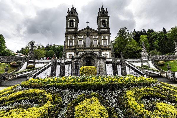 Santuario de Bom Jesus von Matosinhos, Brasilien