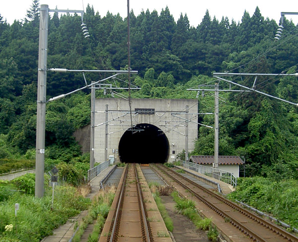 Seikan Tunnel, Japan