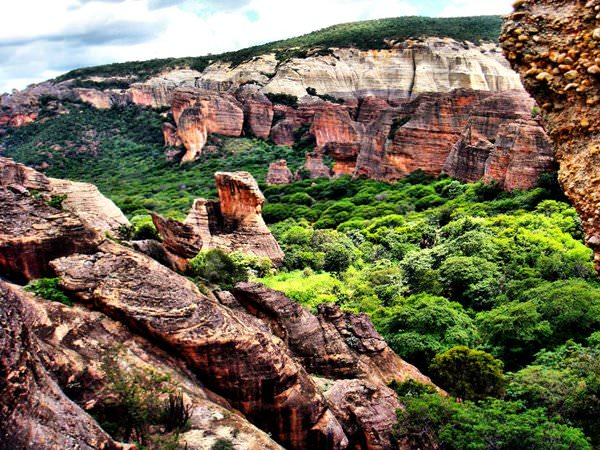 Serra da Capivara, Brasilien