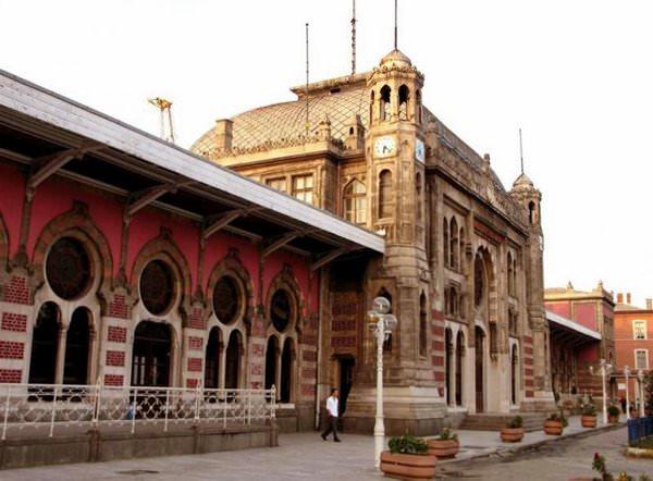 Вокзал Сиркеджи, Турция