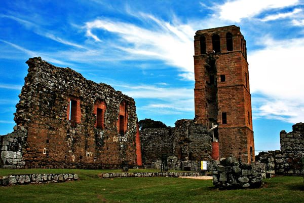 Archäologische Stätte von Panama Viejo, Panama