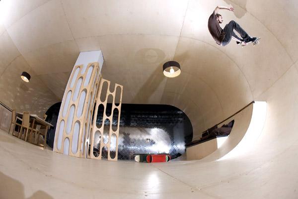 Skateboarding Haus, Vereinigte Staaten