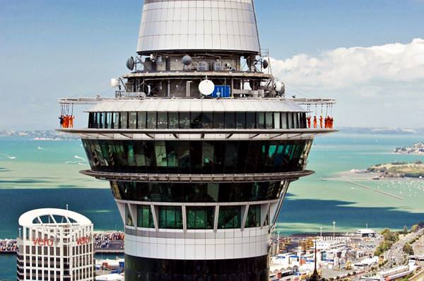 Sky Tower, Neuseeland