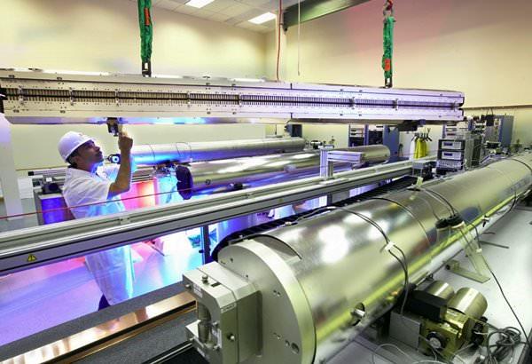 Лаборатория SLAC, США