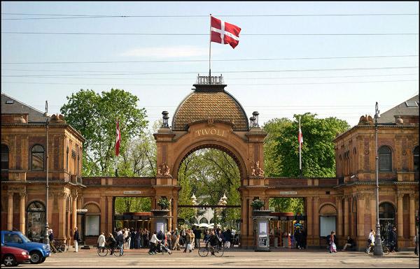 Sommer-Tivoli Park, Denmark