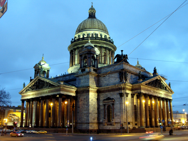 St. Isaac Cathedral, Russia