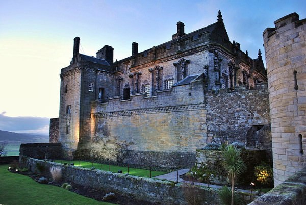 Замок Стерлинг, Шотландия