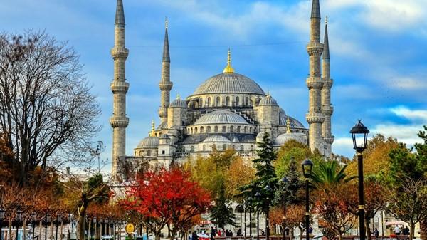 Sultanahmet Camii, Turkey